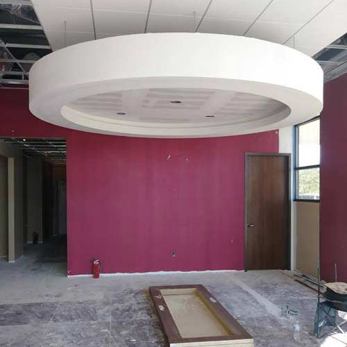 Ozona Bank—Phase One Design Builders